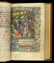 The Betrayal And Arrest Of Christ, In 'The Hamelden Hours'